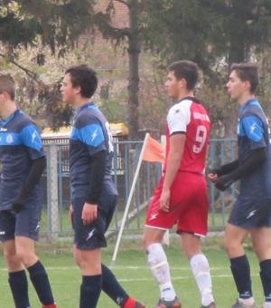 U19: Közepes játék is elég volt a fölényes győzelemhez.