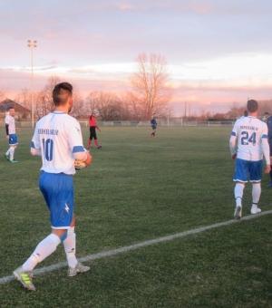 Egyházasrádócra látogat a tavasz első az év második bajnoki mérkőzésére labdarúgó csapatunk.