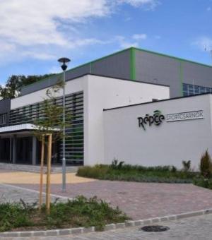 Határozatlan időre bezár a Répce Sportcsarnok!